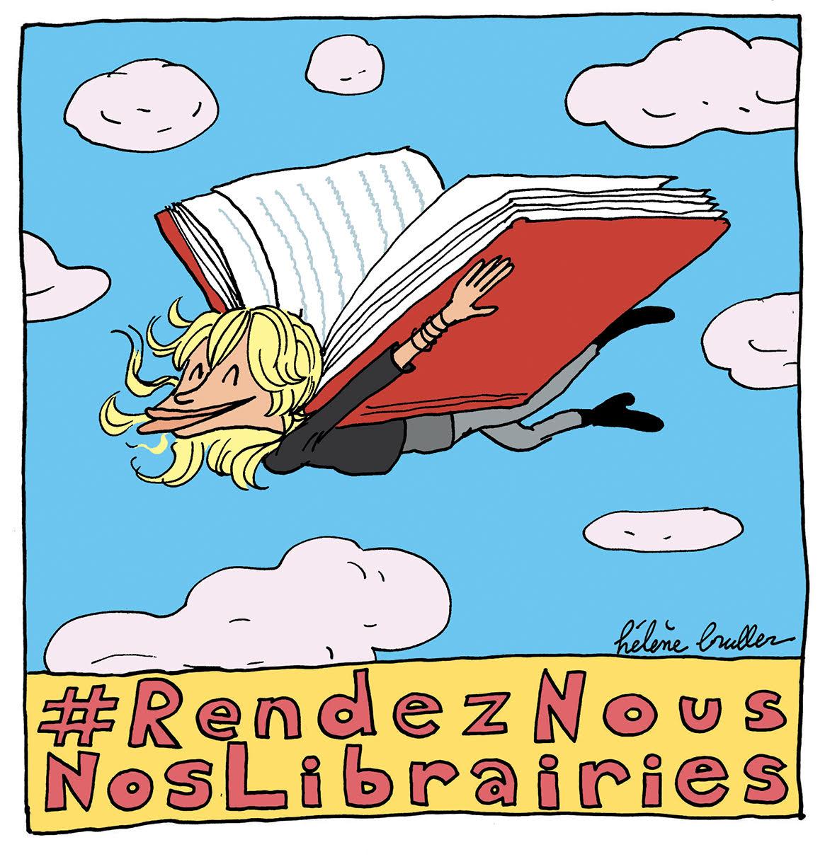#rendez nous les librairies